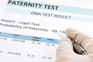 Paternity DNA Testing