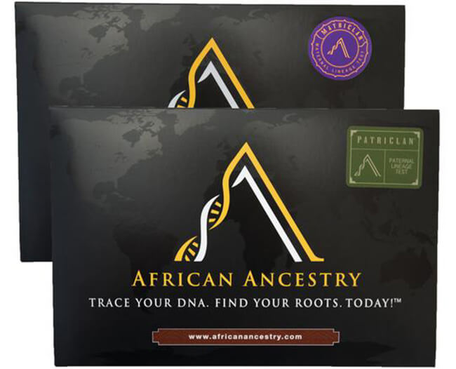 African-Ancestry test Family Celebration