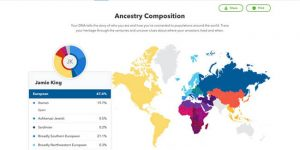 23andMe Boosts Its Ancestry 120 New Regions