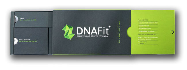 DNAFit how work