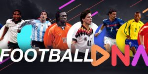 MyHeritage 8 International Soccer Legends