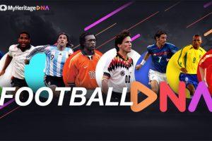 MyHeritage 8 International Soccer Legends