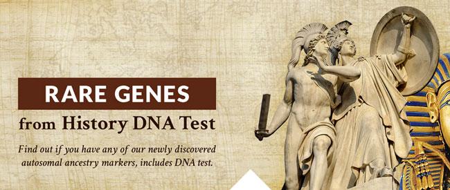DNA-Consultants Rare Genes