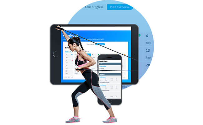 FitnessGenes Genetically tailored workouts